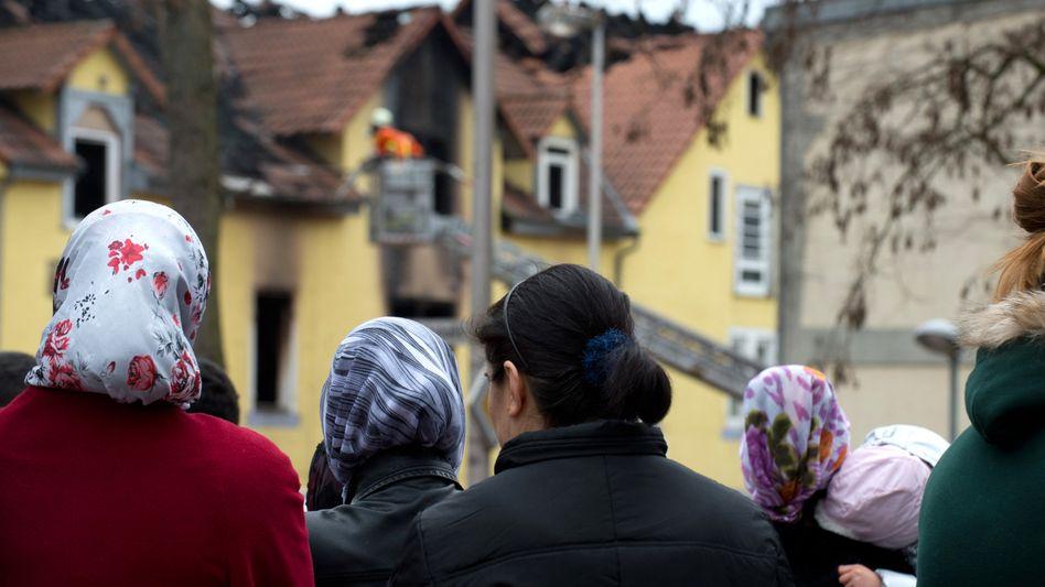 Tödlicher Brand in Backnang: Türkischer Vizepremier fordert lückenlose Aufklärung
