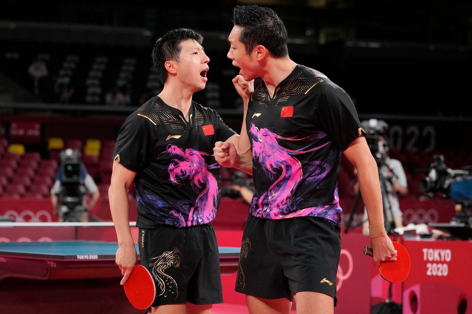 Tokyo Olympics Table Tennis