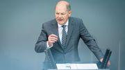 Scholz verteidigt Rekordschulden für Konjunkturpaket