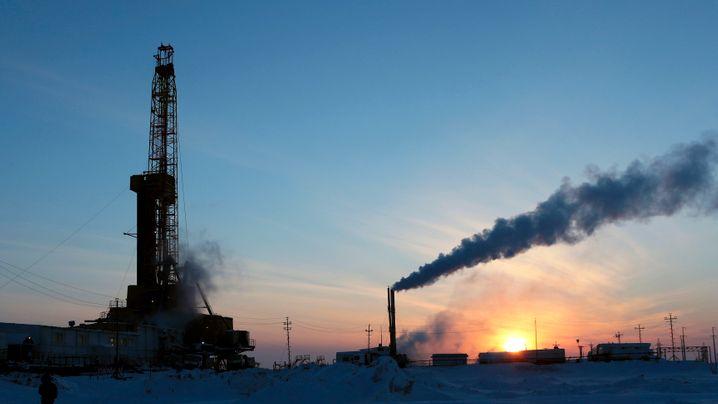 Wankor-Cluster: Sibiriens gigantische Ölreserven