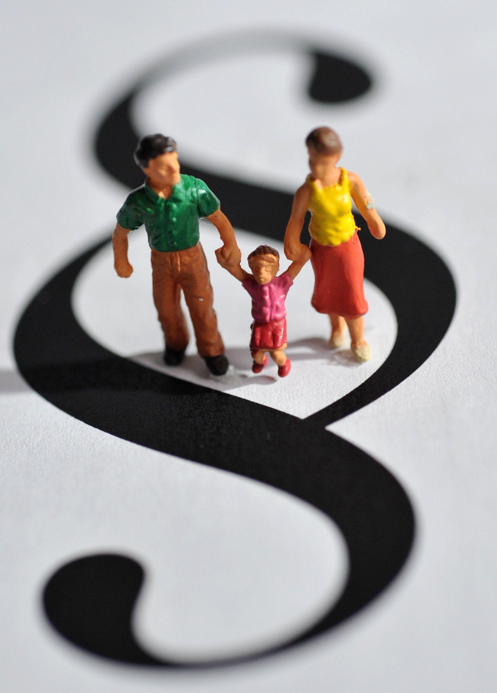 Zahlen zu Adoptionen