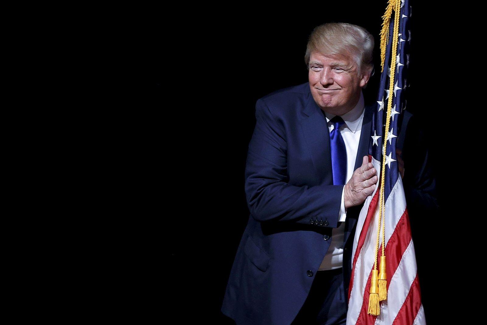 Diez Essay USA-ELECTION/TRUMP-PROFILE
