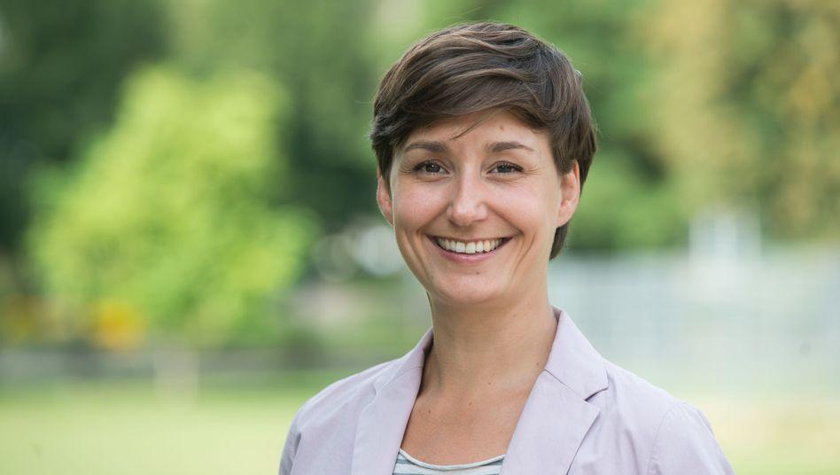 Grünen-Politiker Sandra Detzer