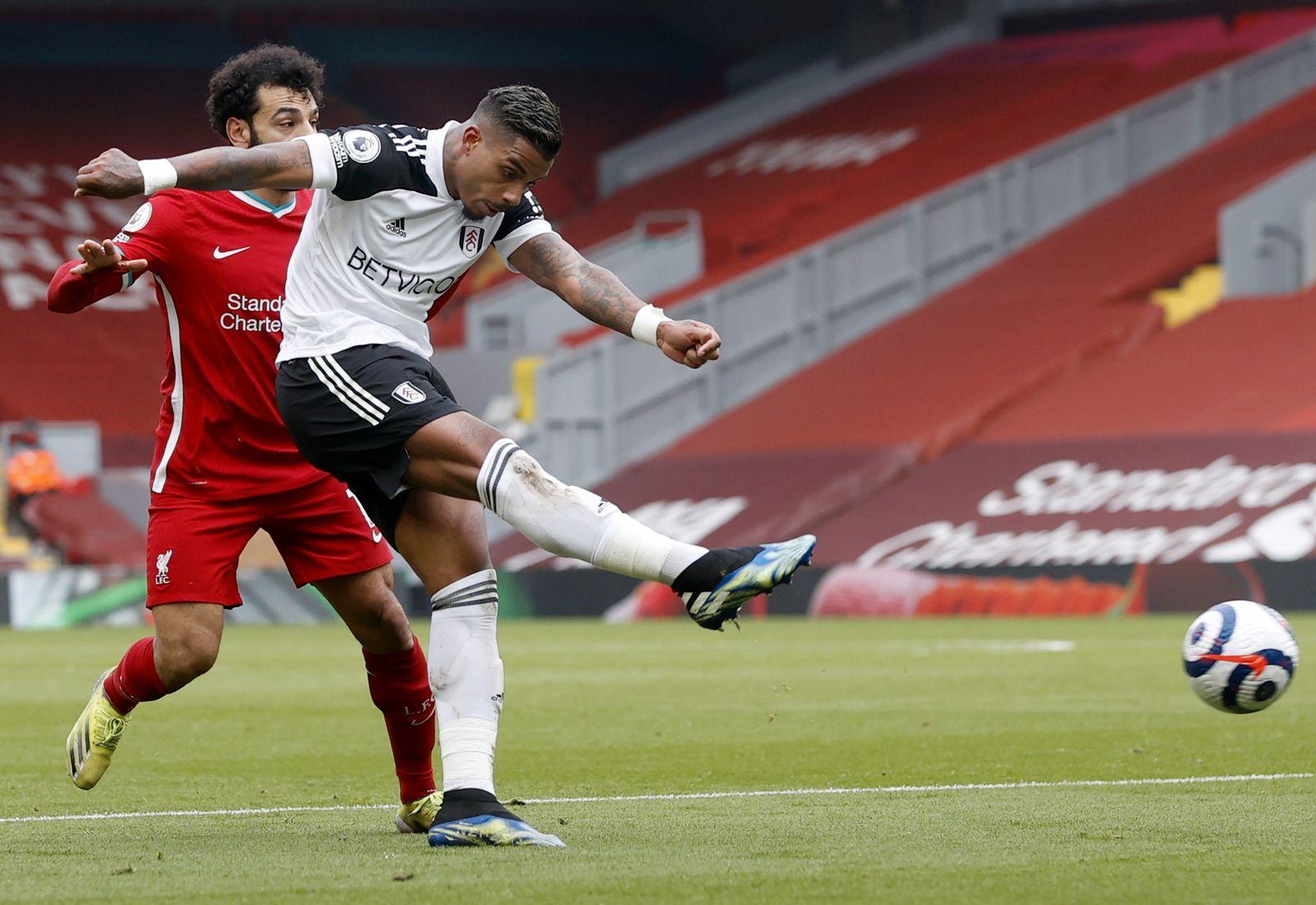 Liverpool FC vs Fulham FC