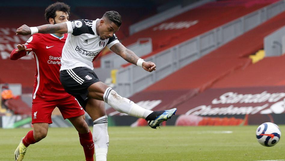 Siegtorschütze Mario Lemina vom FC Fulham
