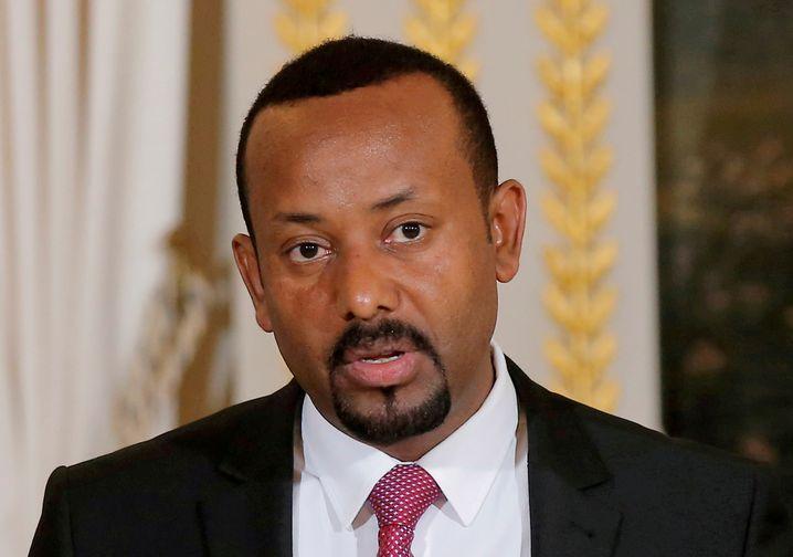 Äthiopischer Premierminister Abiy Ahmed