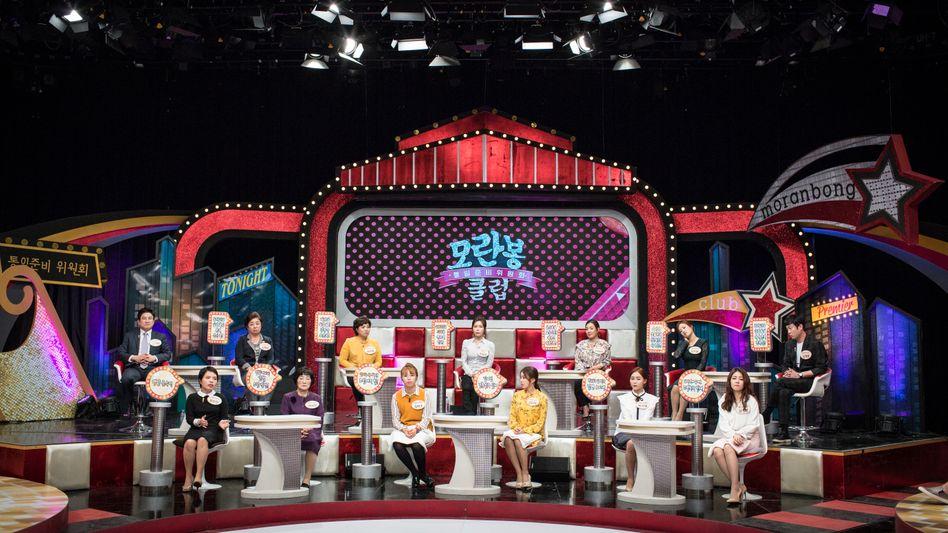 Moranbong Show, bei der nordkoreanische Flüchtlinge auftreten