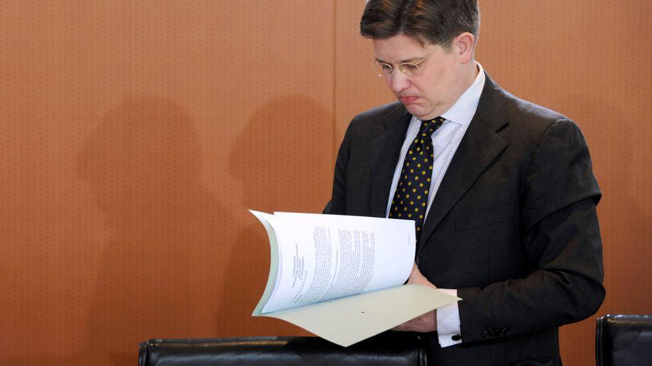 Ex-Politiker Klaeden: Frage des guten Stils