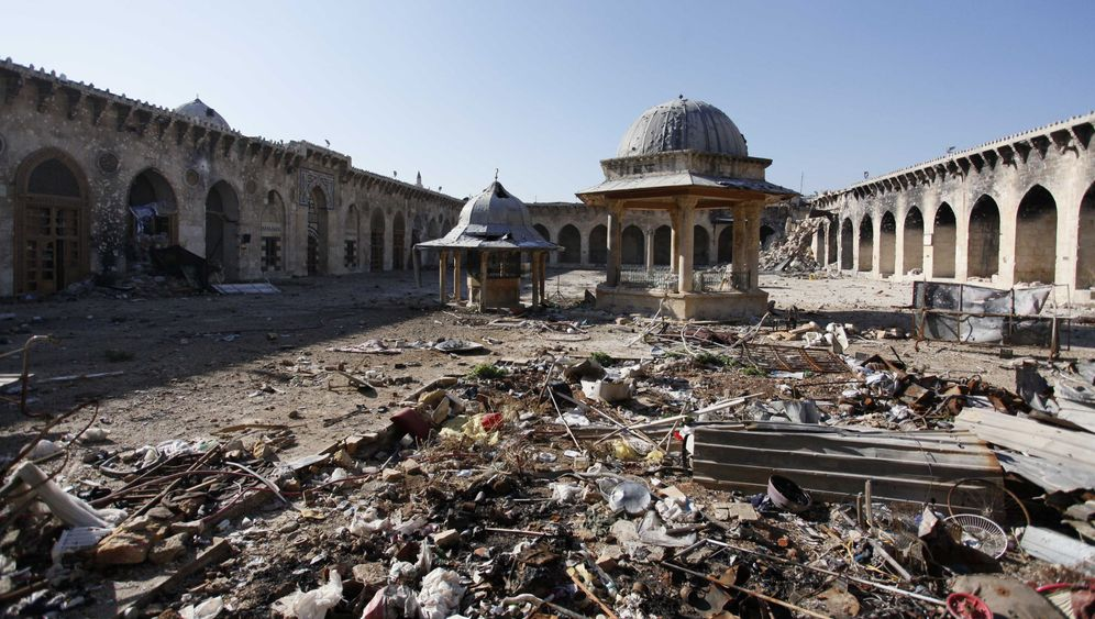 Photo Gallery: Saving Syria's Heritage