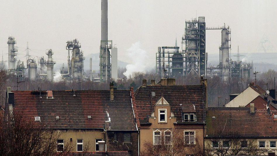 Gelsenkirchen in NRW: Kommunen verschulden sich bis zur Halskrause
