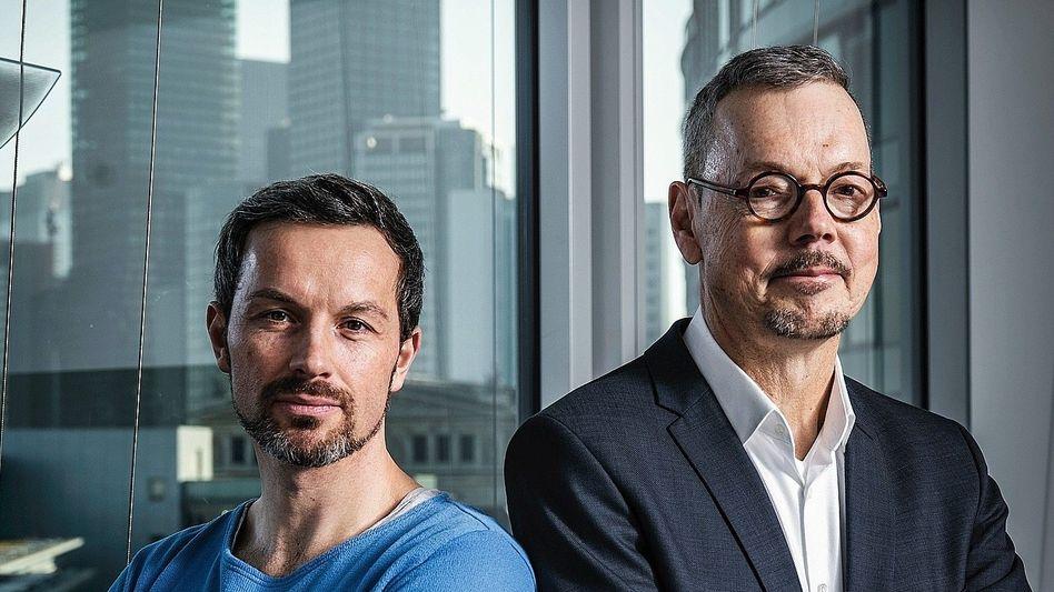 Marc Friedrich und Peter Bofinger