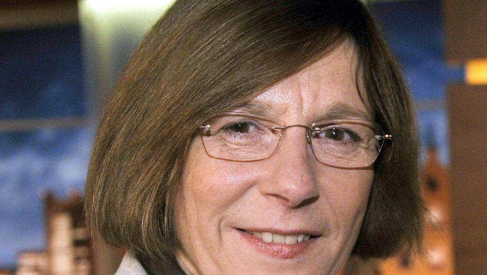 Ursula Sarrazin: Ende der Laufbahn als Lehrerin