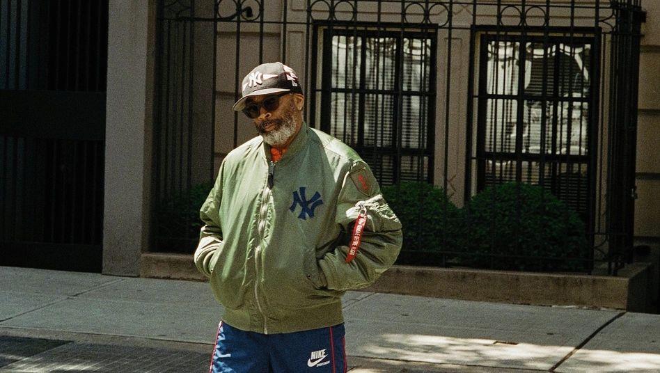 """Produzent Lee in New York: """"Den Film kenne ich doch"""""""
