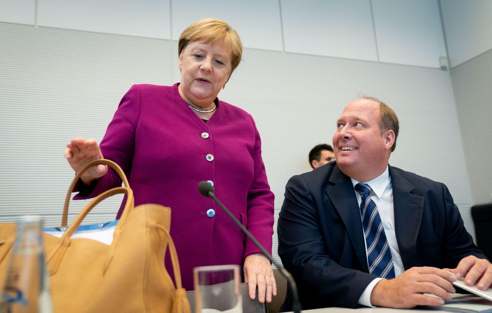 Sitzung der CDU/CSU-Bundestagsfraktion