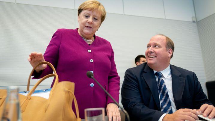 Kanzleramtschef Braun: Vom Arzt zum politischen Krisenmanager