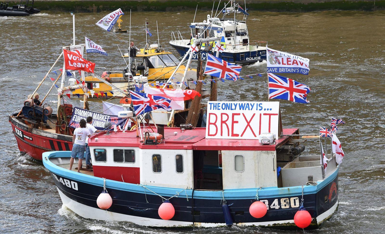 Brexit / Unterstützer
