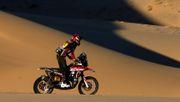 Waschgang in der Wüste