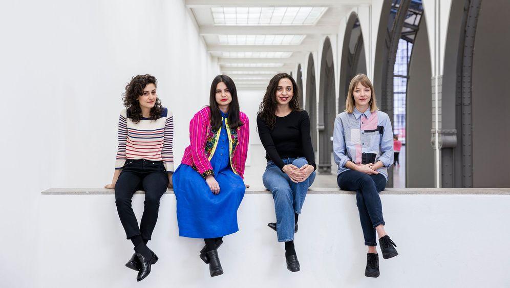 Junge Künsterlinnen: Weiblich, jung, Berlin