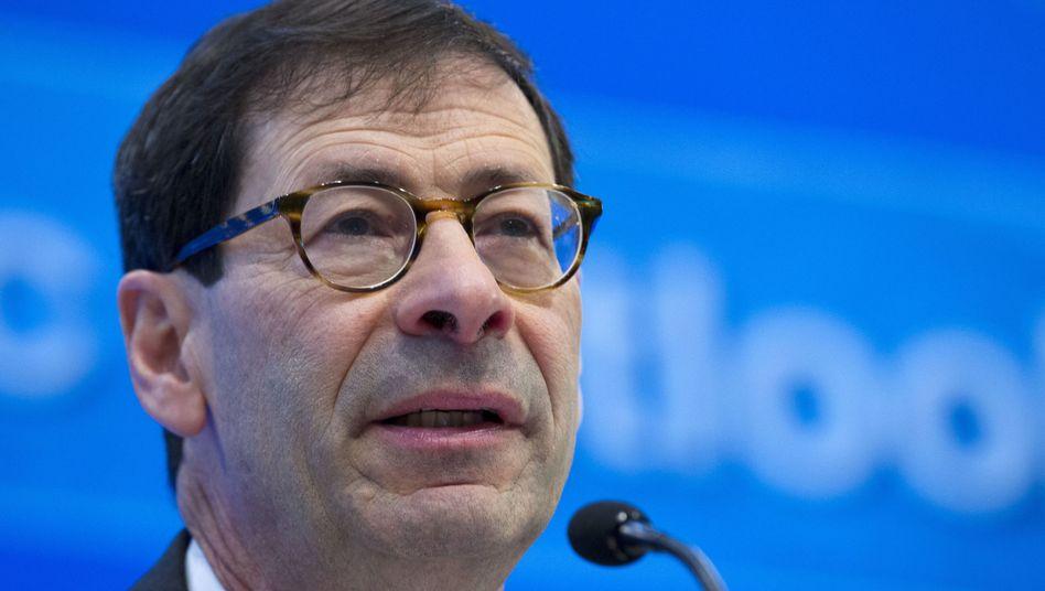 IWF-Chefökonom Maurice Obstfeld