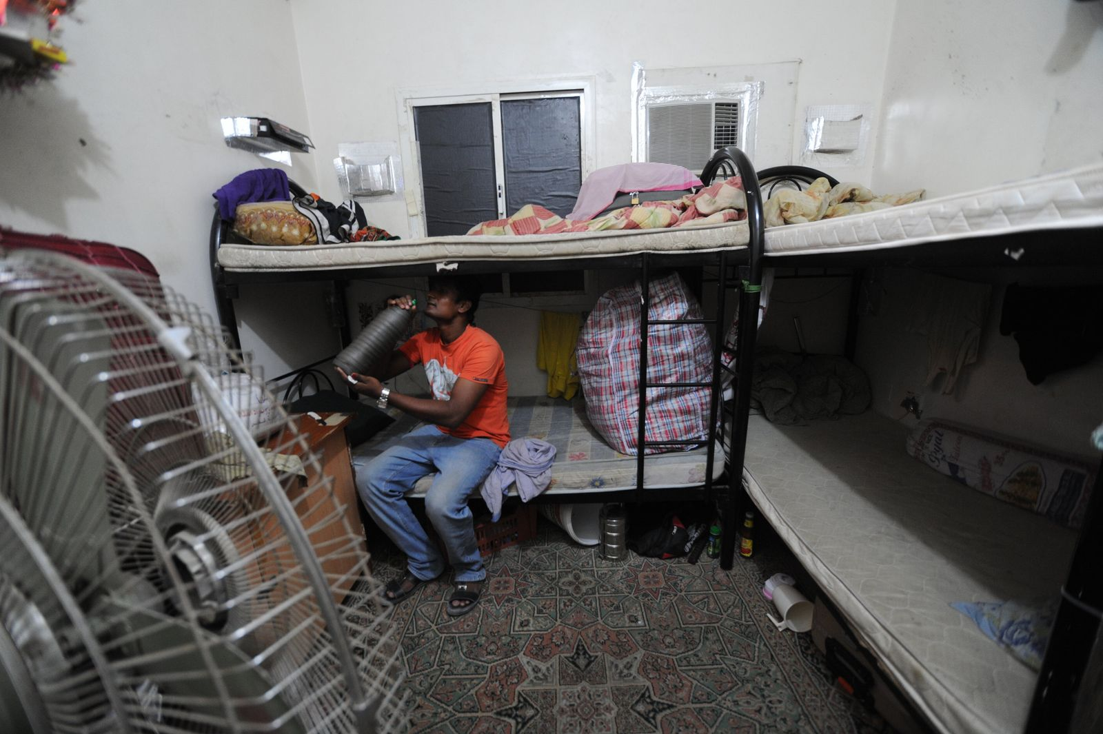 Amnesty-Kritik an Bedingungen im WM-Land Katar