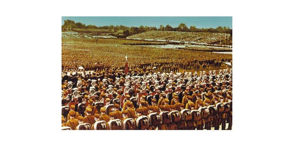 """75 Jahre """"Machtergreifung"""": Der faule Nazi-Zauber von Nürnberg"""
