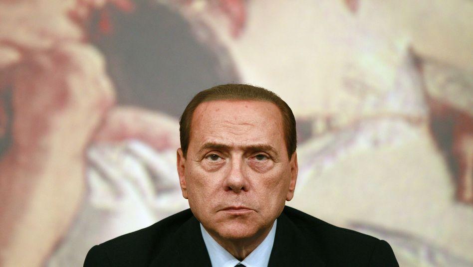 Silvio Berlusconi: Schwere Vorwürfe gegen seine TV-Gesellschaft