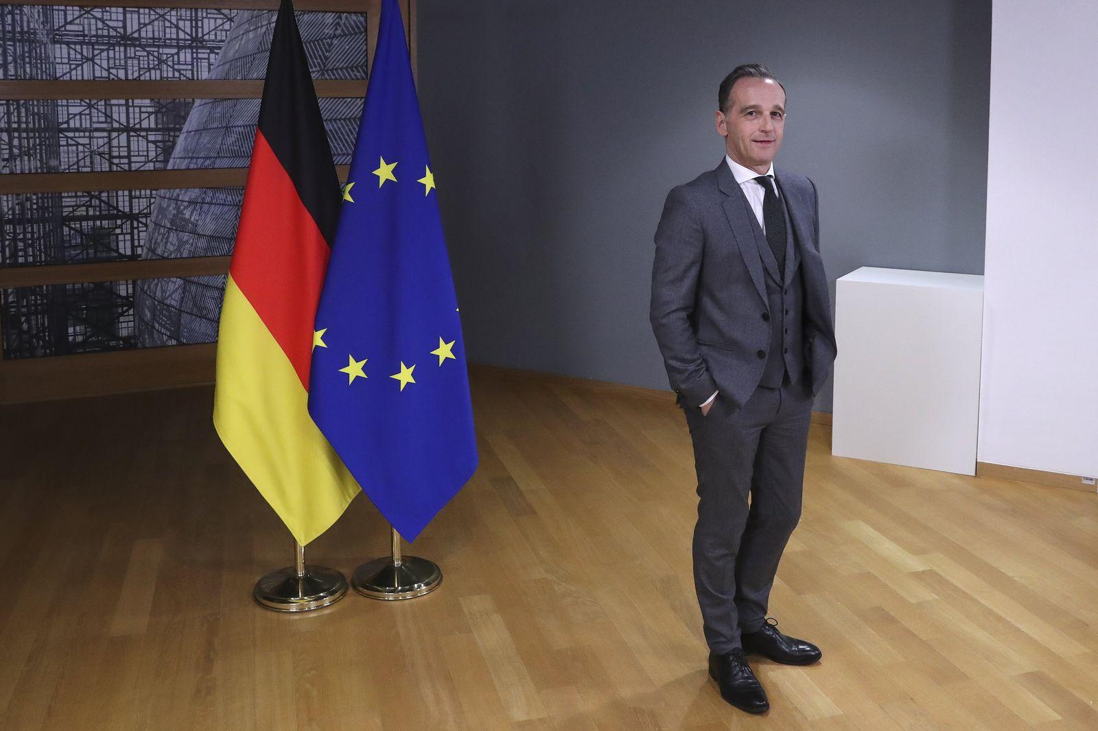 Treffen der EU-Außenminister in Brüssel