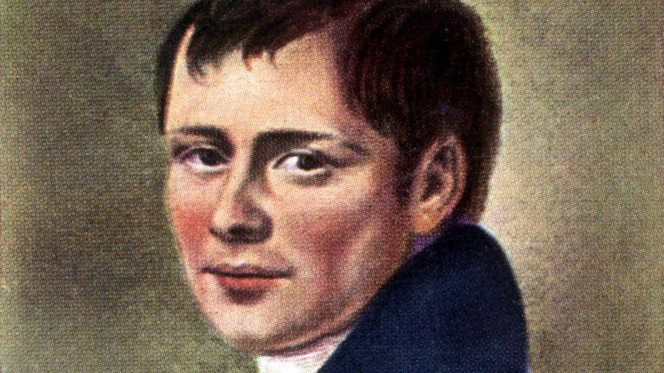 Er predigte mit National-Furor: Heinrich von Kleist (1777 bis 1811) auf einem zeitgenössischen Porträt