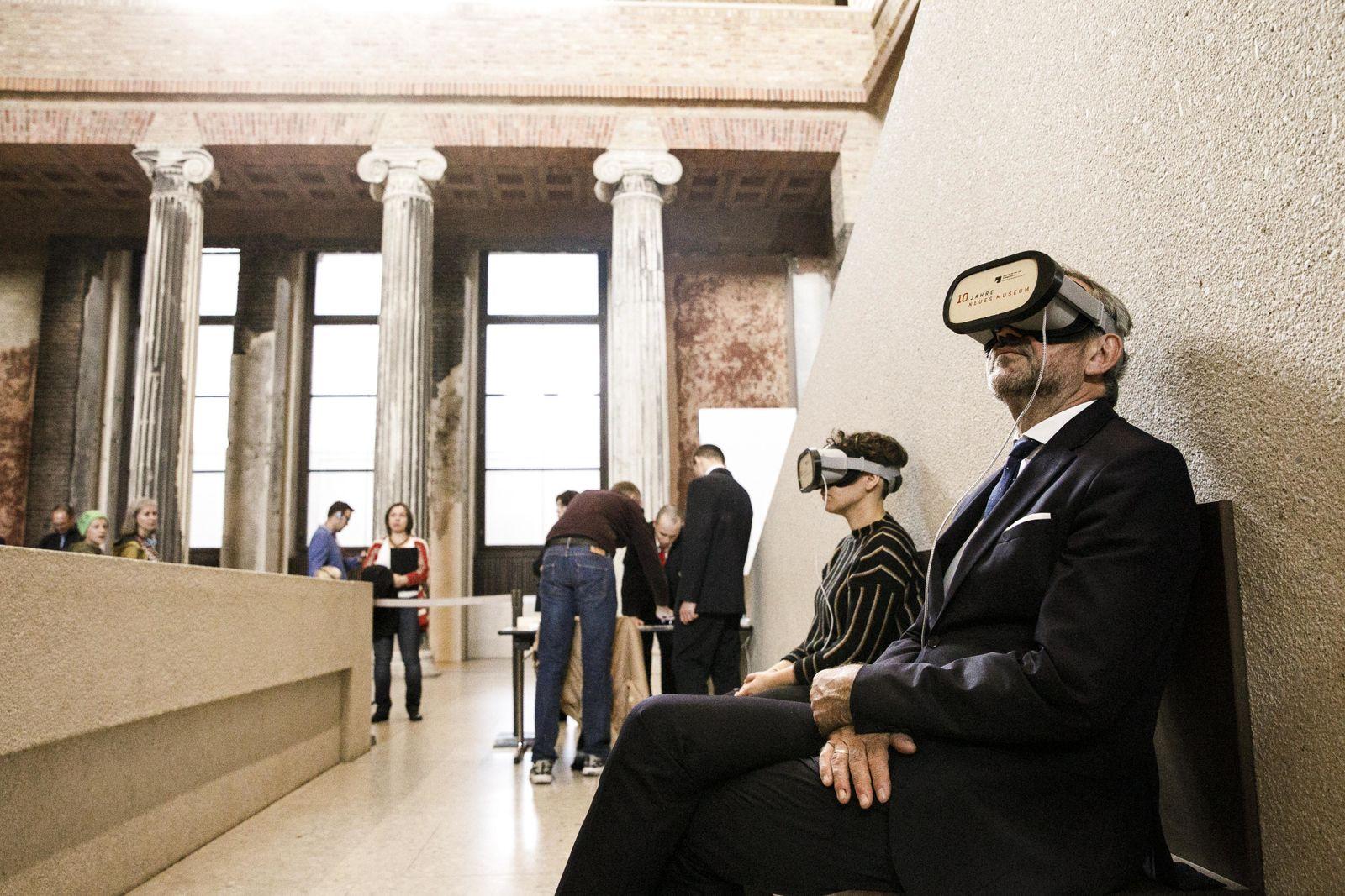 Sonderpräsentation - Jubiläum der Wiedereröffnetes Neuen Museums