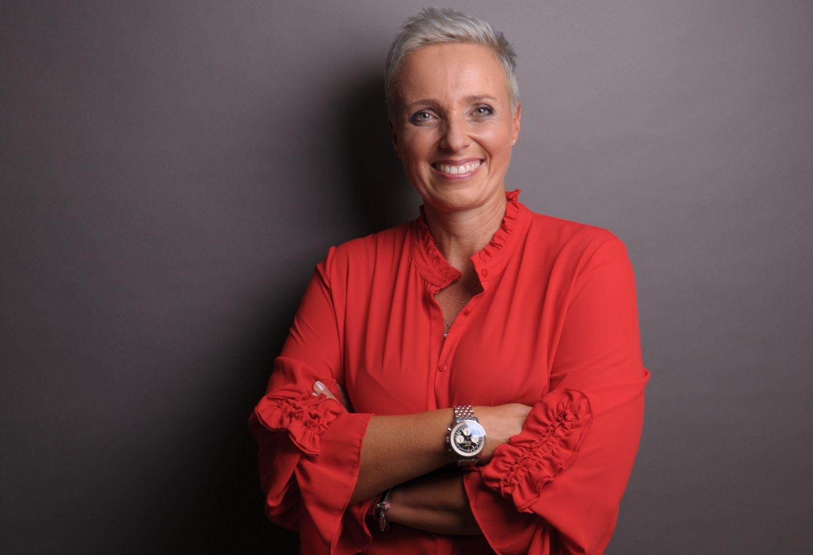 EINMALIGE VERWENDUNG WW-Coach Kirsten Lüttgen