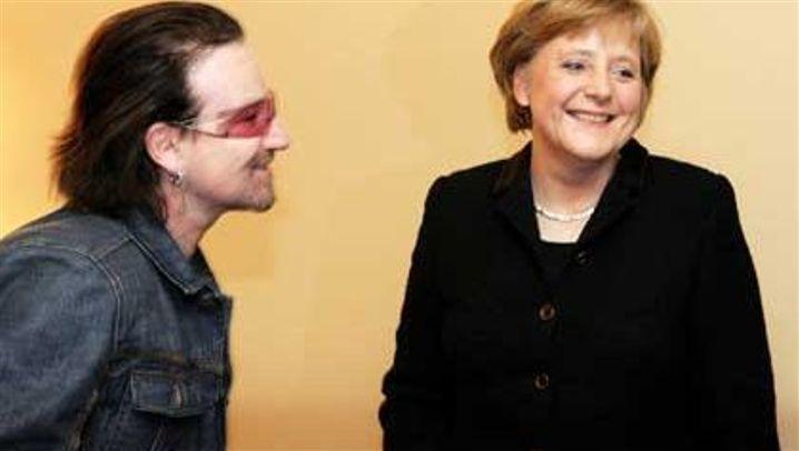 Merkel und U2: Cui bono?