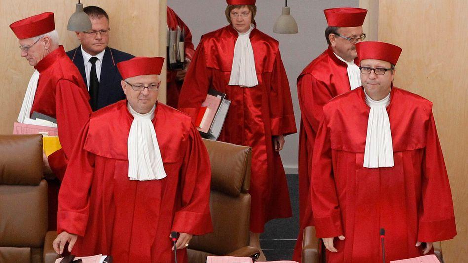 Euro-Rettung: Richter könnten länger brauchen als gedacht