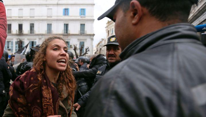 Proteste in Tunesien: Bloß keine neue Revolution