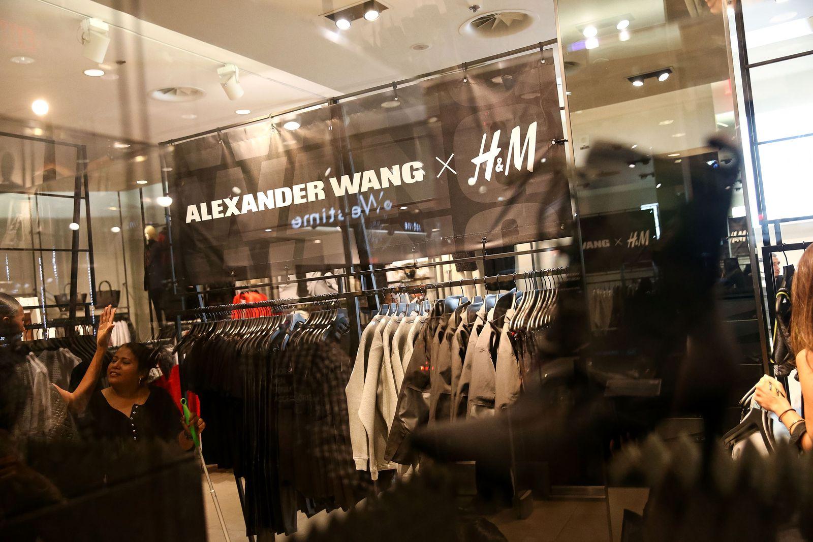 H&M/ Alexander Wang