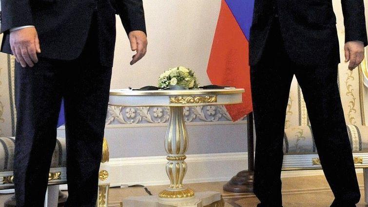 Europapolitiker Juncker, russischer Präsident Putin: »Diese Kommission ist eine politische Kommission«