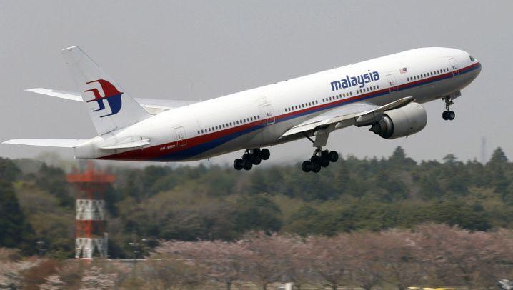 Verschollene Maschine: Das Rätsel von Flug MH370