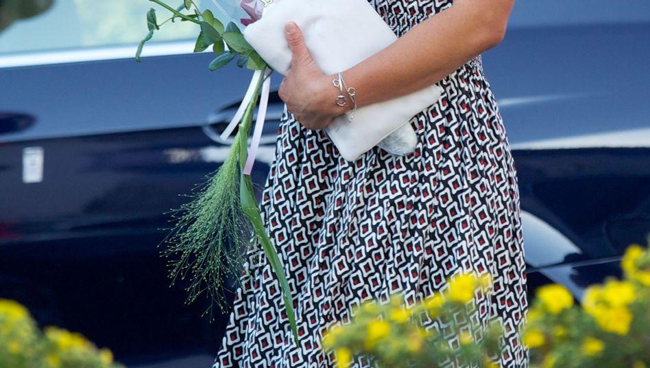 Schwedische Kronprinzessin Victoria: Schwanger und glücklich