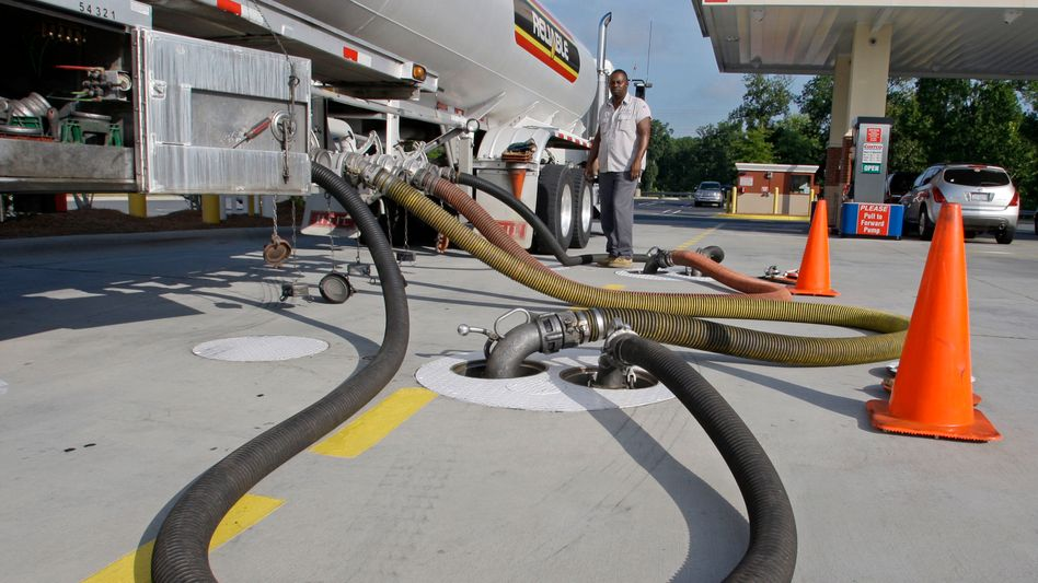 Öllieferung (in den USA): Von einem Extrem ins andere