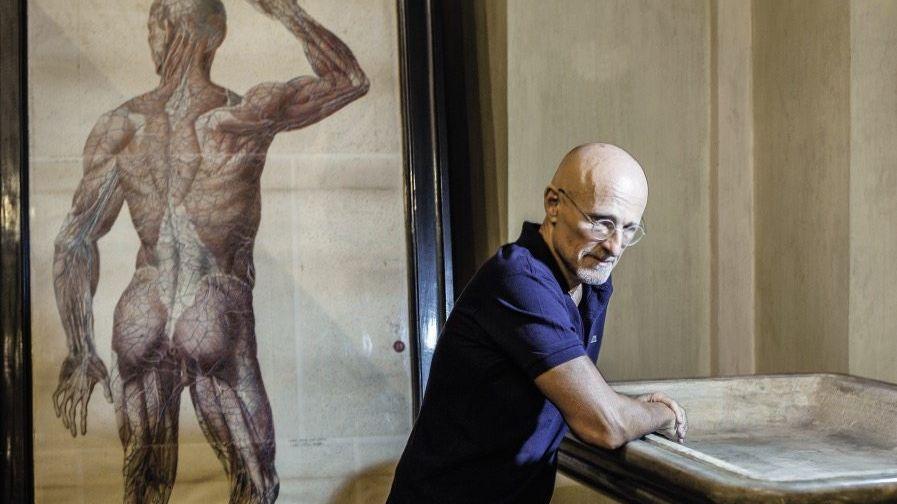 Mediziner Canavero im Turiner Anatomiemuseum: »Mein Ziel ist Unsterblichkeit, und ich werde sie bekommen«