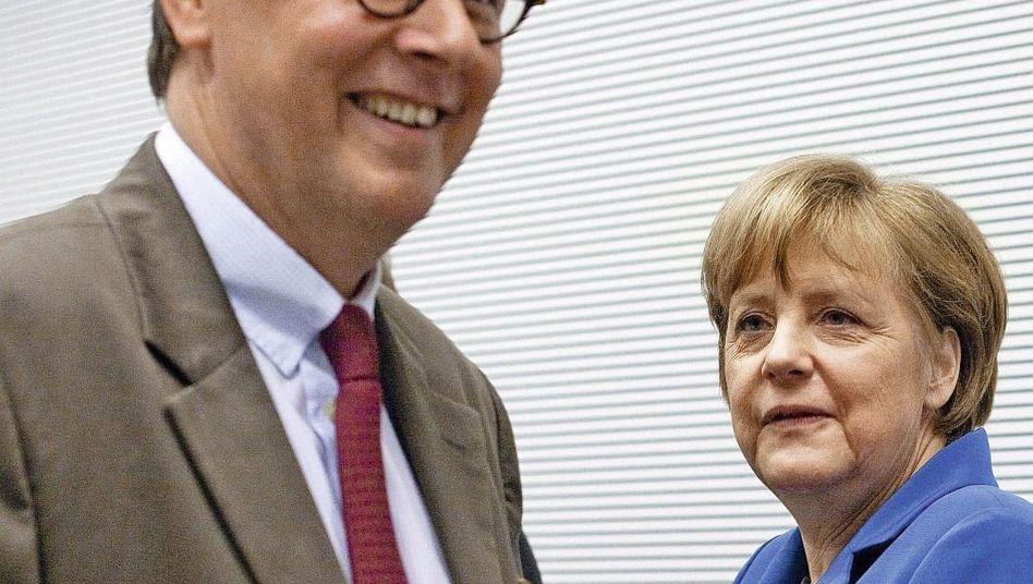 Grosse-Brömer, Merkel