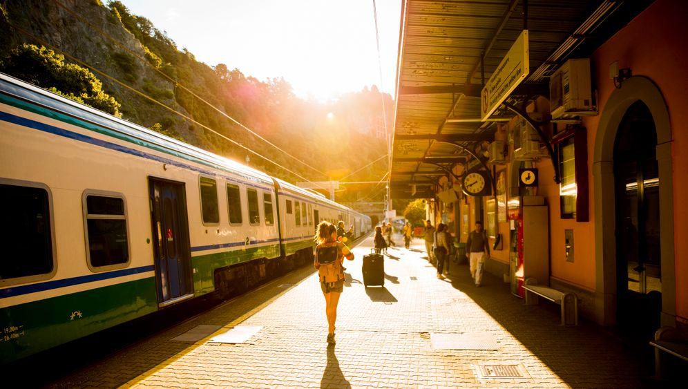 Auf Gleisen mit dem Interrail-Ticket durch Europa