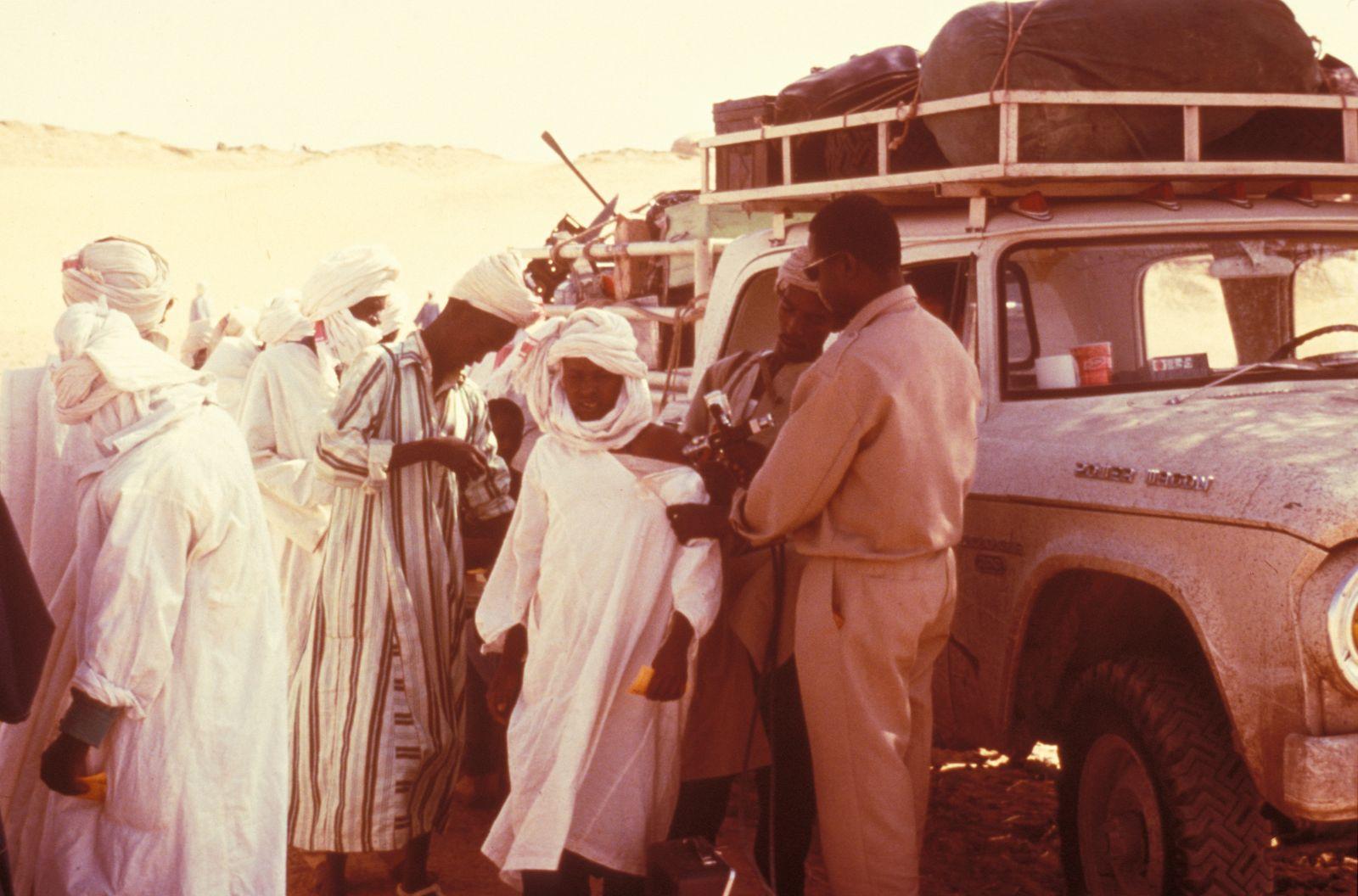Smallpox Immunization Program
