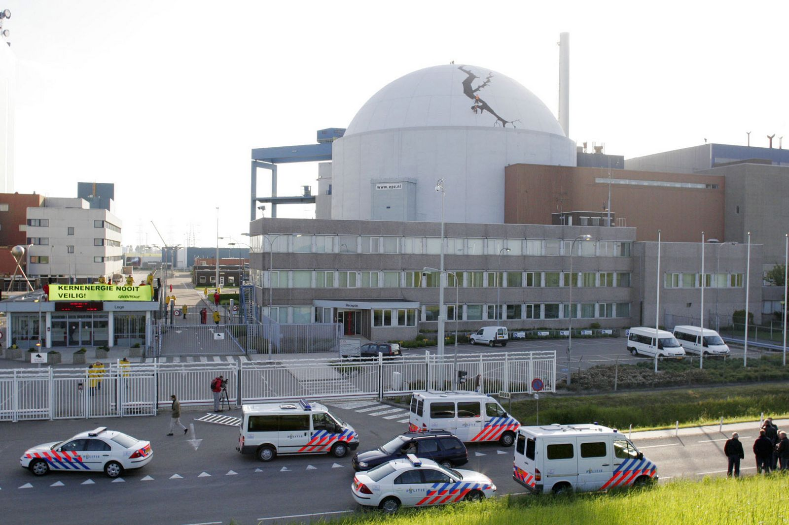 Borssele / Greenpeace
