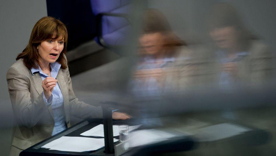 SPD-Politikerin Petra Hinz