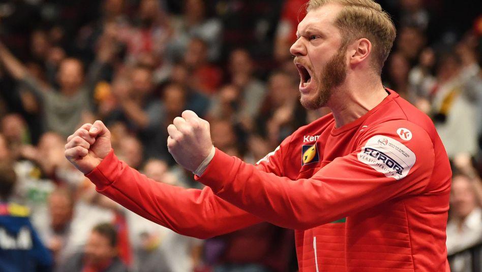 Handball-EM: Deutschland holt klaren Sieg gegen Österreich und ist trotzdem ausgeschieden