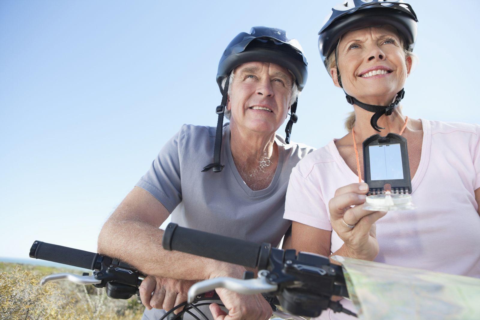 NICHT MEHR VERWENDEN! - Radfahrer / Senioren
