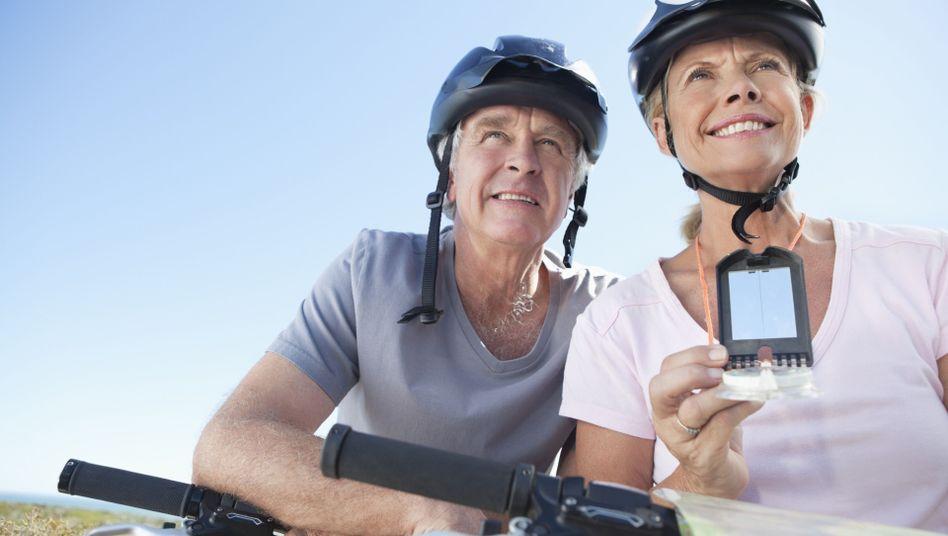 Elektrofahrrad: Voll im Trend mit dem E-Bike