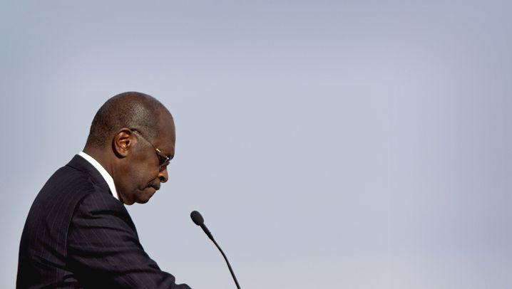Herman Cain: Eine verpatzte Kampagne