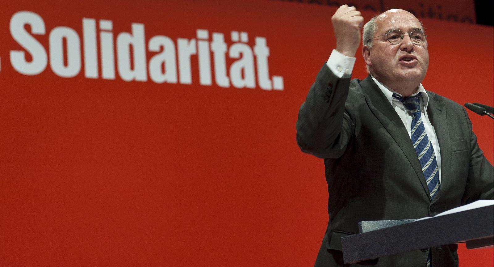 NICHT VERWENDEN Gregor Gysi/ Die Linke