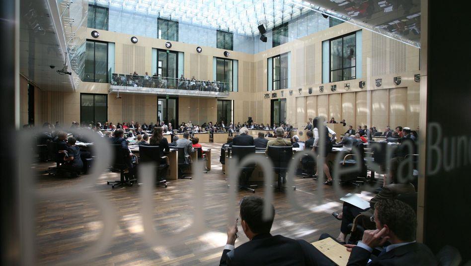 Bundesrat in Berlin: Profil abschotten, Sicherheitseinstellungen rauf